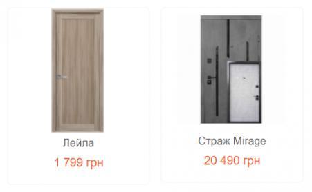 «Domtexnik» – идеальный магазин для покупки дверей
